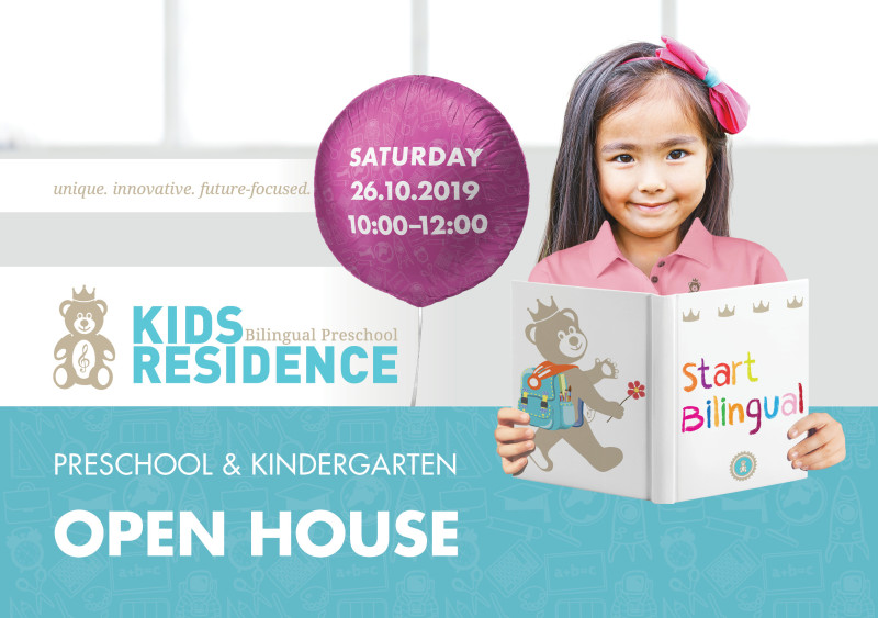 Open House Herbst 2019